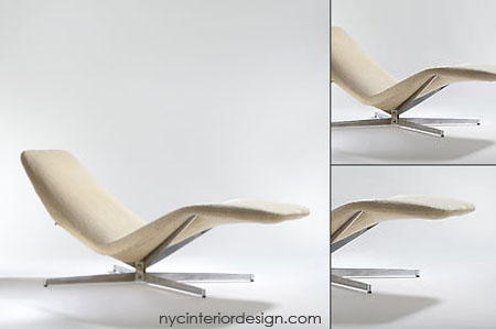 Lounge Chaise - Pierre Guariche