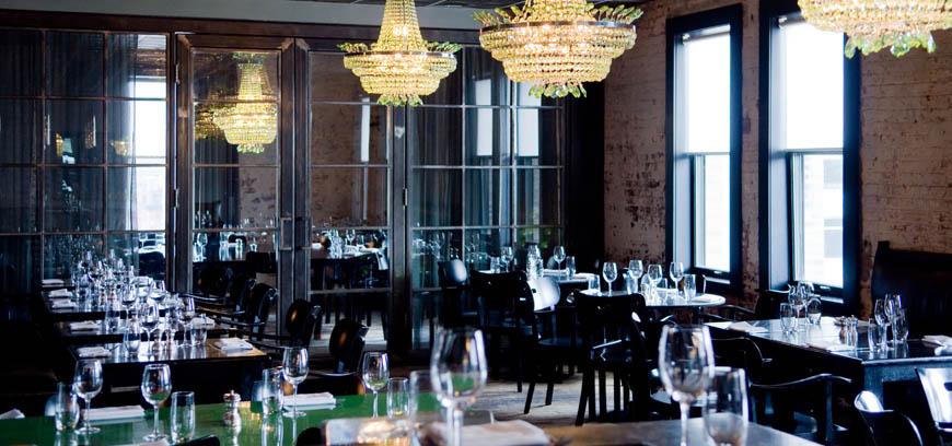 Soho House Restaurant Ny Nyc Interior Design