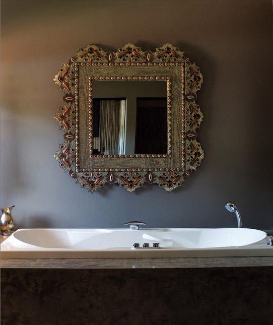 NYC Interior Design Antique Bathroom  NYC Interior Design | Timeless Interiors antique bathroom
