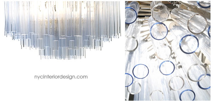 ITALIAN GLASS CHANDELIERS NYC Interior Design – Italian Glass Chandeliers